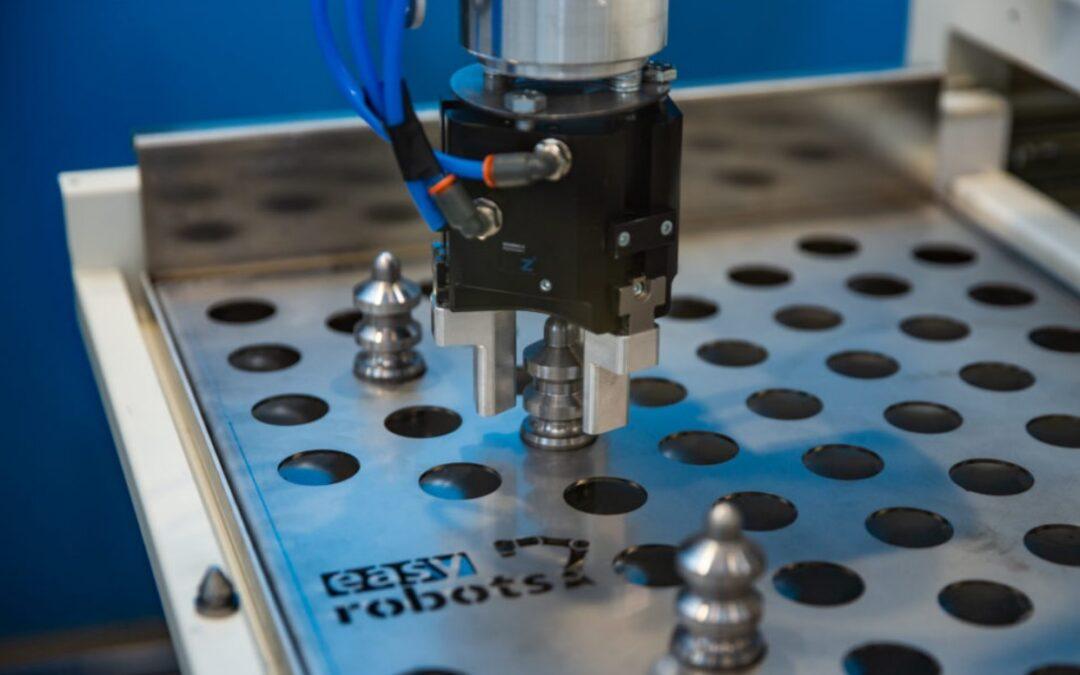 Automatyzacja produkcji CNC wfirmie Stalko