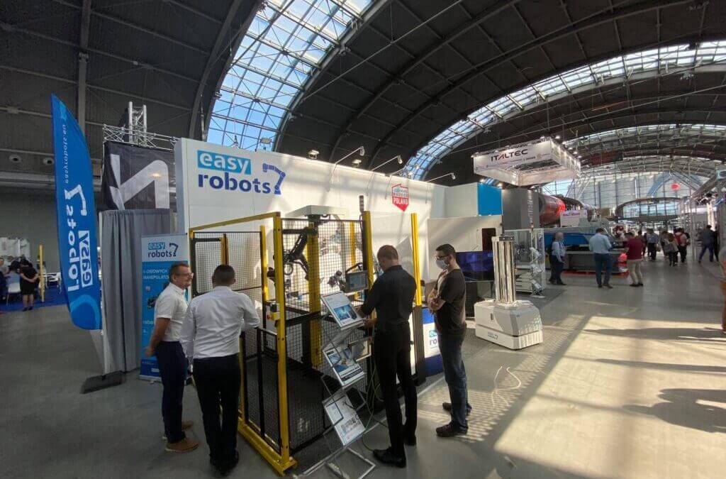 Salon Robotyki Przemysłowej STOM-ROBOTICS 2020