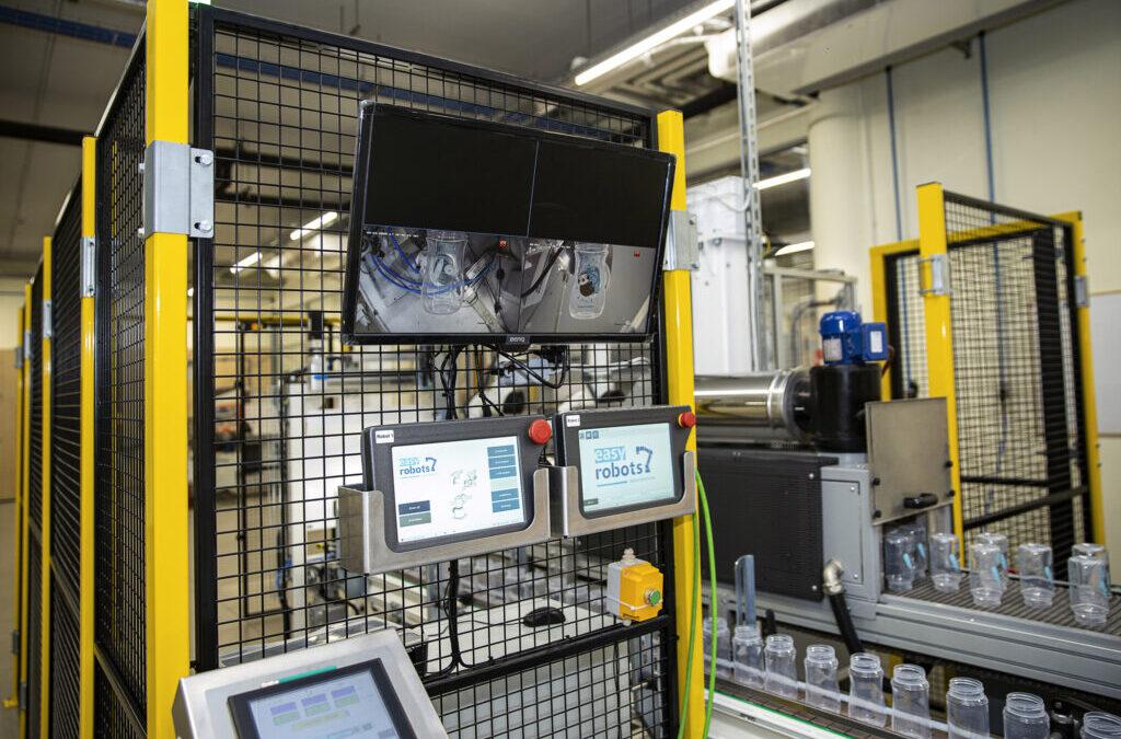 Robotyzacja stanowisk pracy przyszłością wwielu branżach!